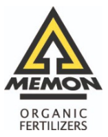 MeMon BV, leader in organic fertilizers